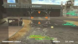 Phantom Crash Game Sample - Xbox