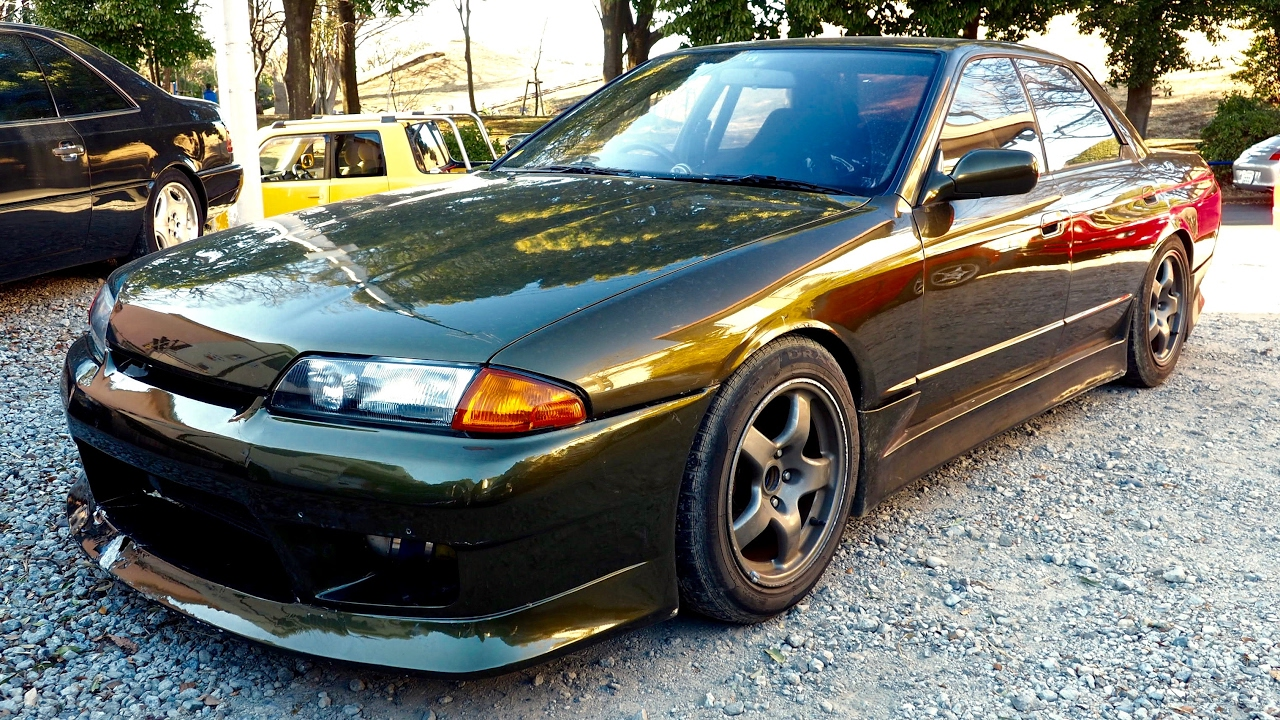 Nissan Skyline Door Drift Ready Usa Import Japan