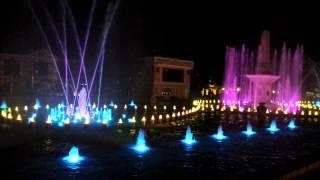 Vigan ilocos sur dancing fountain-my heart will go