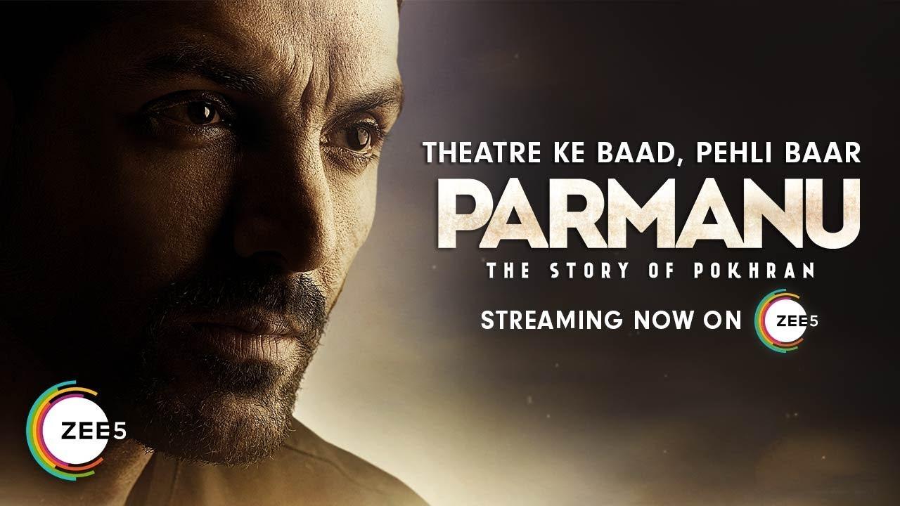 Parmanu Full Movie Streaming Now on ZEE5   John Abraham   Diana Penty   Boman Irani