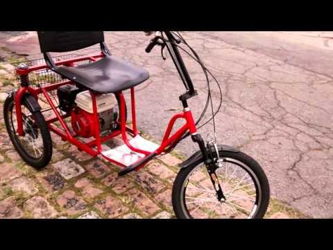8380fee2193 Triciclo com Carona motor 4 t | Doovi