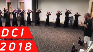 Mandarins Trumpets Pull Out Some Impressive Runs At The 2018 DCI Midwestern Championship
