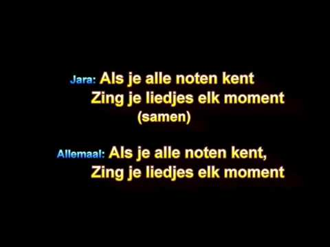 Do Re Mi karaoke met NL tekst