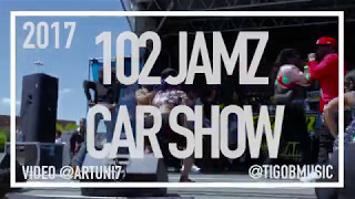 AU | Backstage 2017 | 102 JAMZ CAR SHOW | TIGO B