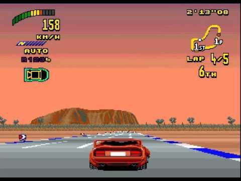 Top Gear 2 / Gremlin Graphics (1994)