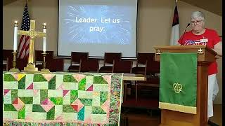 FUMC Port Isabel In-Person Worship Service - July 4, 2021 at 8:30am (Independence Day)