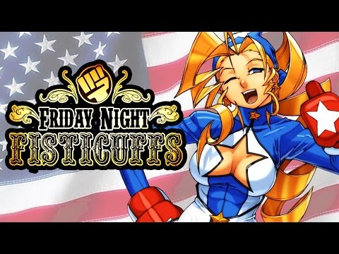 Friday Night Fisticuffs - Rival Schools United By Fate