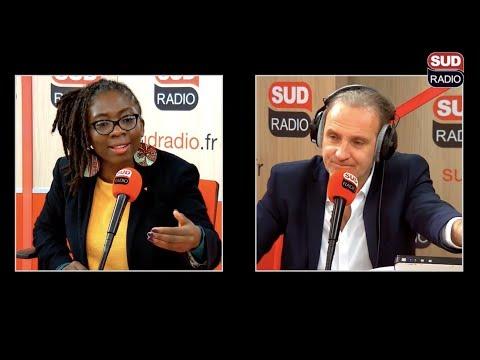 Le petit déjeuner politique de Sud Radio avec Danièle Obono (12/11/18)