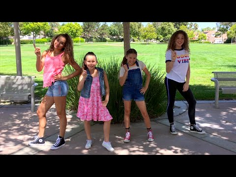 Haschak Sisters - Daddy Says No (Dance Tutorial)