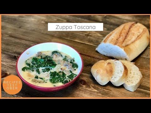 Olive Garden's Zuppa Toscana Copycat Recipe | RecipesTested