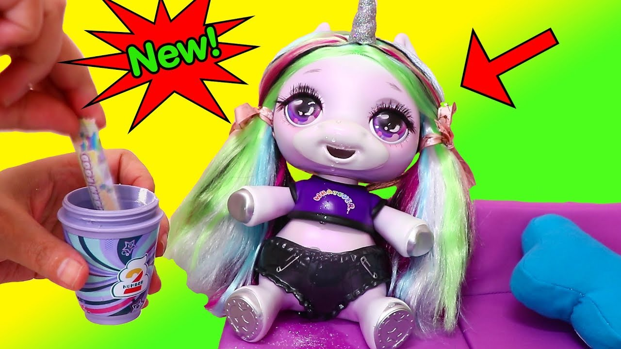 New Unicorn Doll Whoopsie Doodle Toys And Dolls Pretend Play Fun