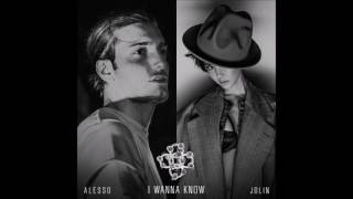 jolin tsai i wanna know cover Alesso