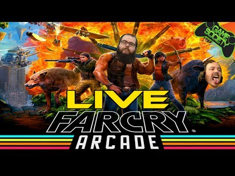 Live Far Cry 5 Multiplayer Arcade Mode
