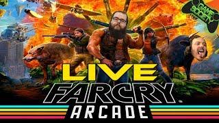 Live Far Cry 5 Multiplayer Arcade Mode