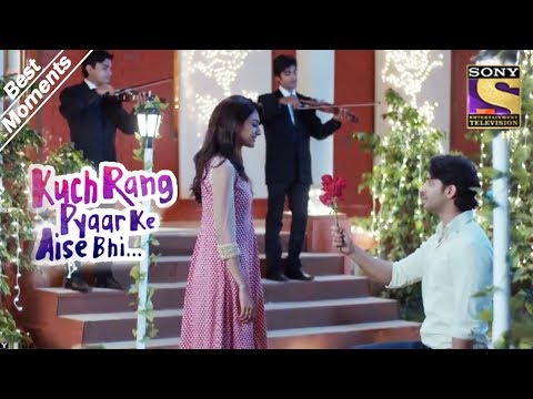 Kuch Rang Pyar Ke Aise Bhi | Dev's Romantic Apology  | Best Moments