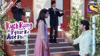 Kuch Rang Pyar Ke Aise Bhi   Dev's Romantic Apology    Best Moments