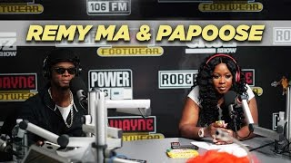 Remy Ma & Papoose Talk Love & Hip Hop: New York + New Projects