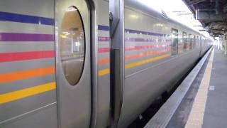 上野行き寝台特急カシオペアが「高原列車は行く」のメロディーが流れた...