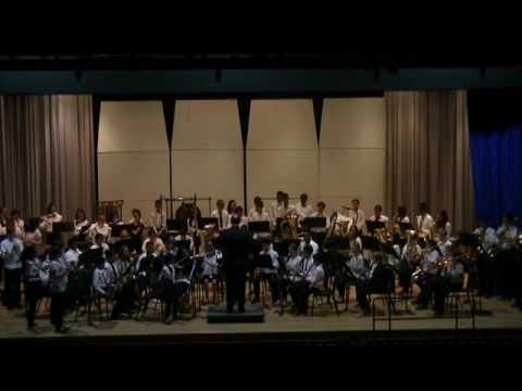 SAMS Combined Bands - Star Spangled Banner