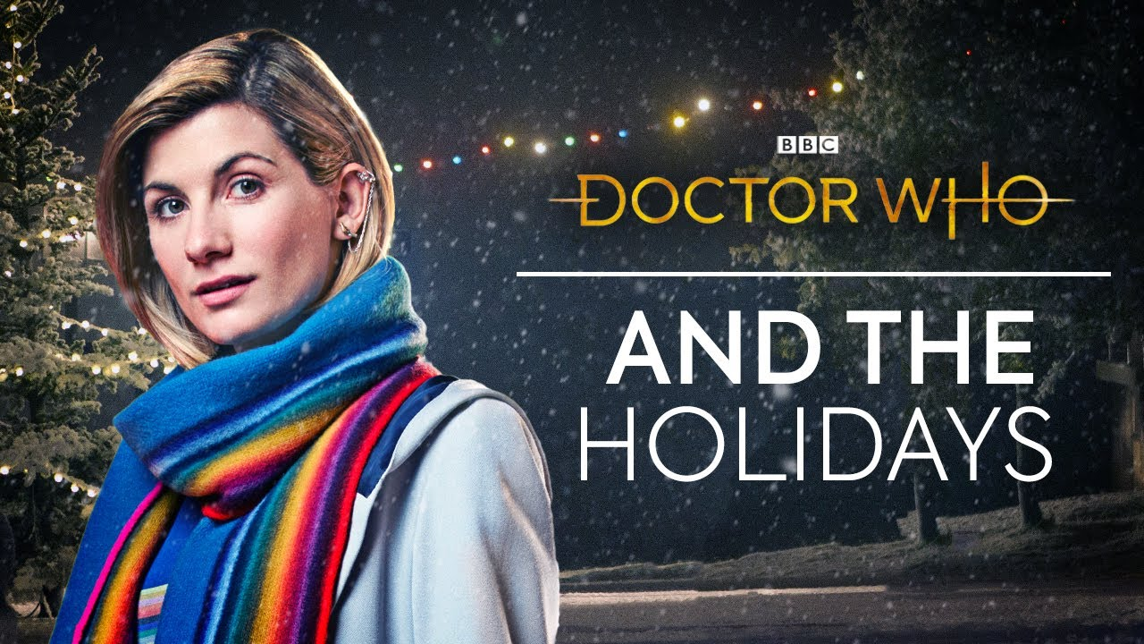 Doctor Who & the Holidays - BBC One TV Trailer