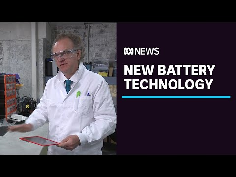 New battery technology a game changer in renewable energy storage | ABC News