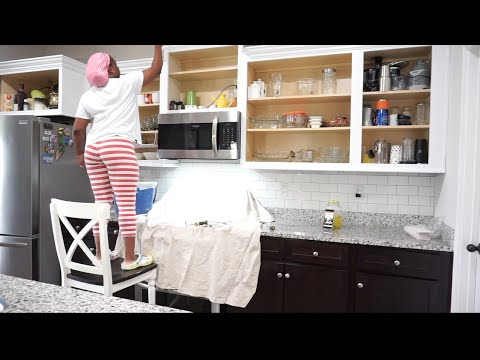 kitchen-renovation-part-2-|-painting-kitchen-cabinets