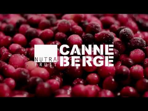 Présentation CANNEBERGE Nutra-Fruit