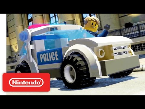 LEGO CITY Undercover | Vehicles Trailer - Nintendo Switch