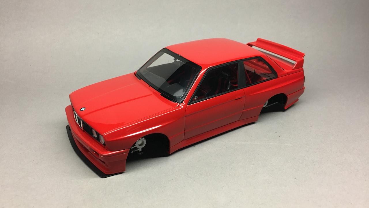 Beemax: BMW M3 E30 Part 5