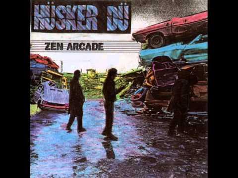 Hüsker Dü  Zen Arcade 1984, FULL ALBUM