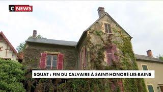 Squat : fin du calvaire à Saint-Honoré-les-Bains