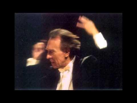 """Claudio Abbado """"Symphony No 4"""" Tchaikowsky"""