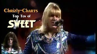 TOP TEN: The Best Songs Of Sweet [RETRO]