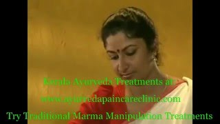 Podi Kizhi: Trape Nerve, Slip Disc treatment, Sciatica treatment, Kerala therapy, Ayurveda