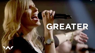 """Greater"" - ELEVATION WORSHIP"