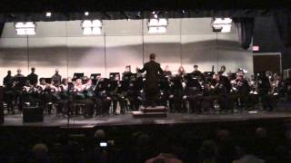 "Cox Mill High School Concert Band performing BELIEVE from ""The Polar Express"" arr. by Michael Story"