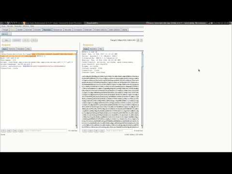 Intermediate LFI - Part 6 - Base64 Encoded Within URL Encoding