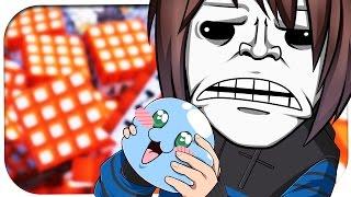 ICH WERDE VON KLEINEN EKLIGEN VICHERN ANGEGRIFFEN! ☆ Minecraft: Skywars