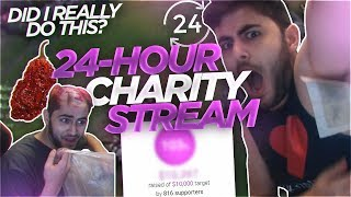 Yassuo | 24 HOUR CHARITY STREAM HIGHLIGHTS