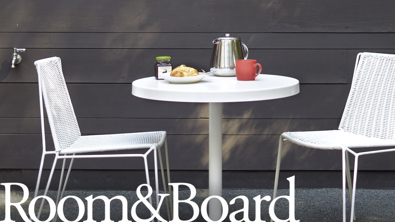 Opens window with Room & Board Our Design Philosophy video. - Videos - Ideas & Advice - Room & Board