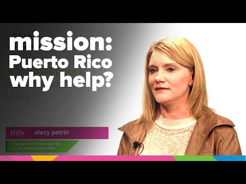 Mission: Puerto Rico (30 Second) | USA | Orphan's Promise