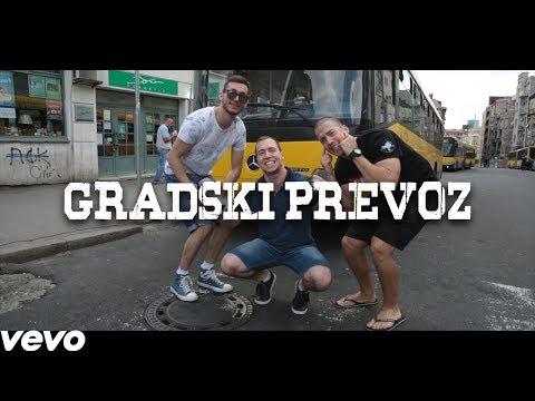 Najbolji Ortaci - Gradski Prevoz (Official Music Video) ft. BakaPrase