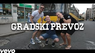 Najbolji Ortaci - Gradski Prevoz (Official Music Video) ft. BakaPrase