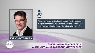 Fidesz: Karácsony Gergely alkalmatlansága csődbe vitte Zuglót