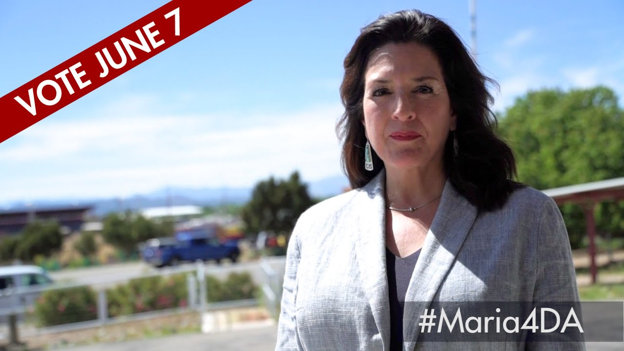 Maria Sanchez-Gagne for District Attorney 1st Judicial ...