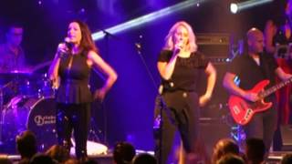 Bananarama - Love In The First Degree (Live at Twin Town's) 05 Feb 2016