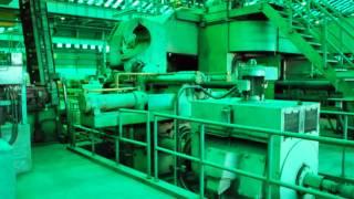 """16"""" (406mm) x 30"""" (762mm) x 30"""" (762mm) Achenbach 4 High Reversing Rolling Mill (12121)"""