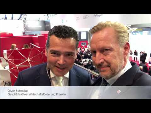Expo Real 2017: Folke Mühlhölzer & Oliver Schwebel zum Standort Frankfurt / Rhein-Main
