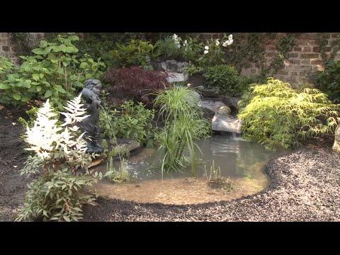 Comment installer un bassin de jardin prform   Jardinerie Truffaut TV  YouTube