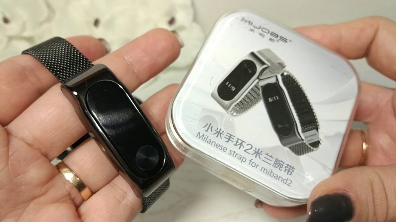 Mi Band 2 Xiaomi Youtube Oled Replacement Strap Stainless Steel Mijobs Silver To Bracelet